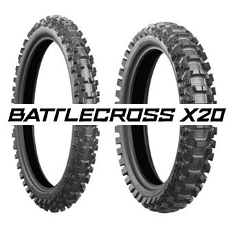 Bridgestone crossin rengas X20 Battlecross