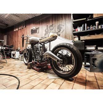 Moottoripyörän renkaan vaihto turku